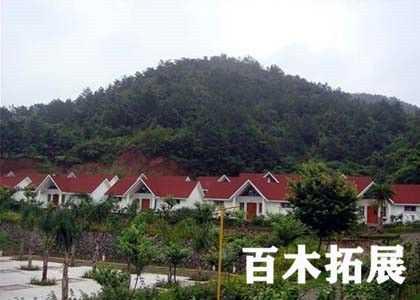 休闲农庄-千江月-福州拓展基地