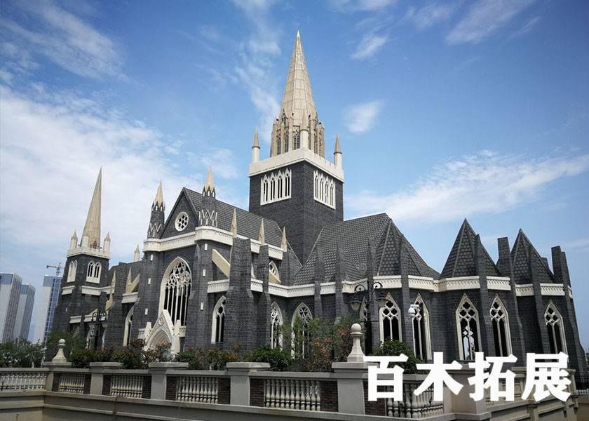 童话王国-天泽奥莱时代广场-福州拓展基地